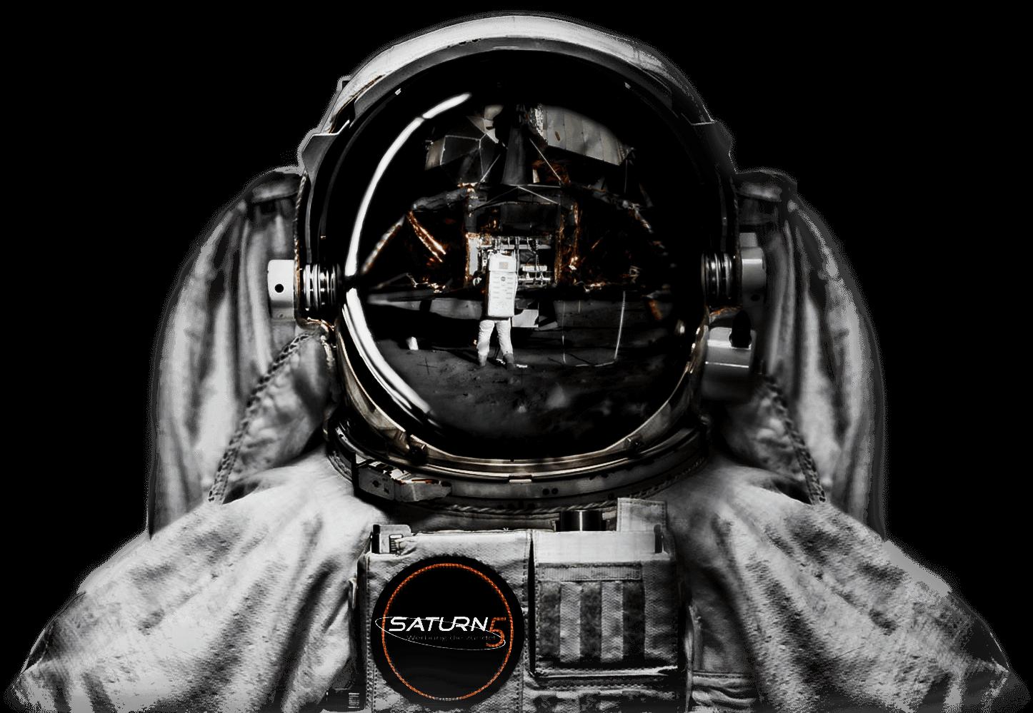 Astronaut-der-Saturn5-werbeagentur